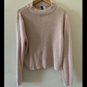 JUST LISTED! Mauve Crewneck Sweater